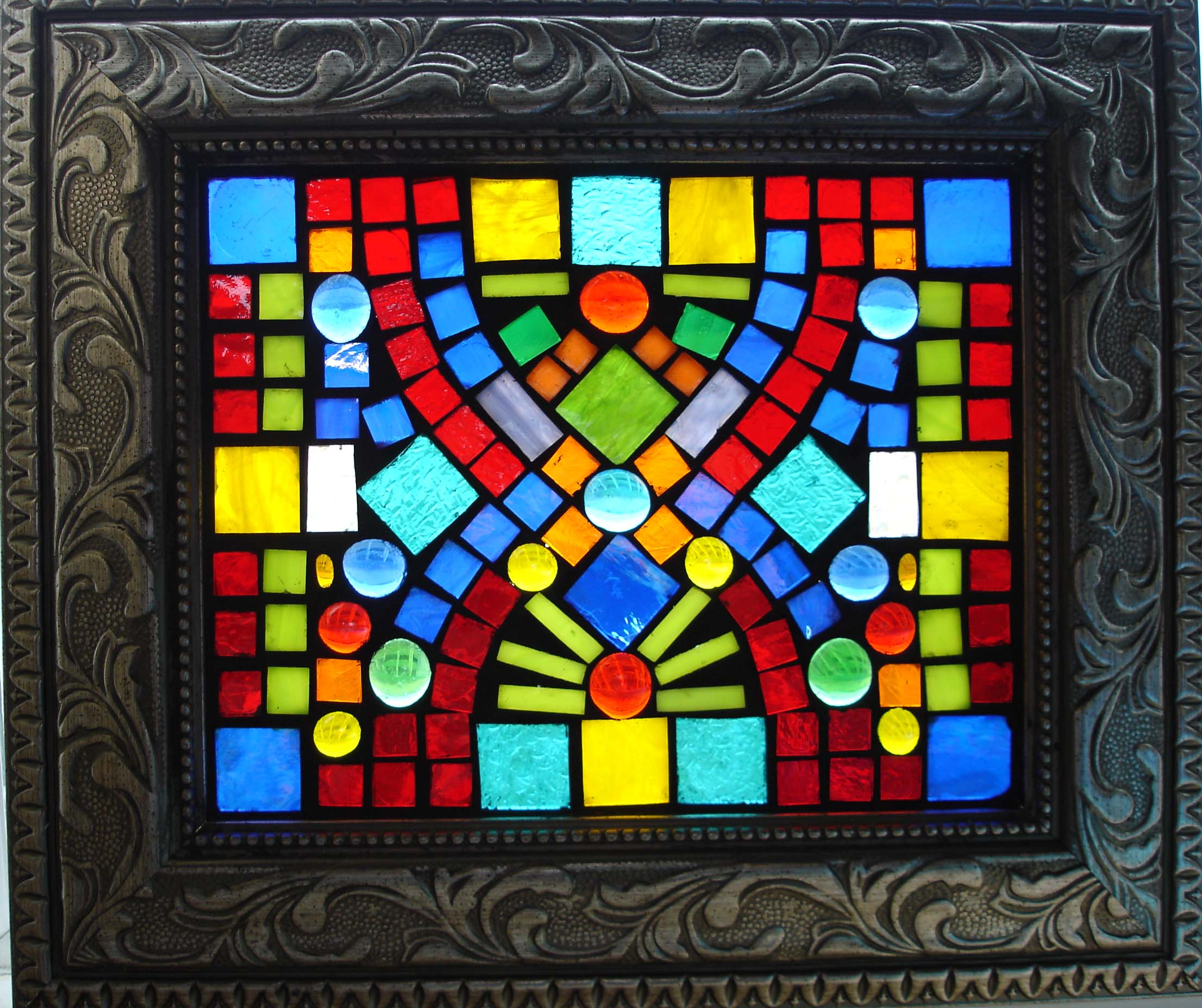 Stained Glass Mosaic Patterns Design Patterns